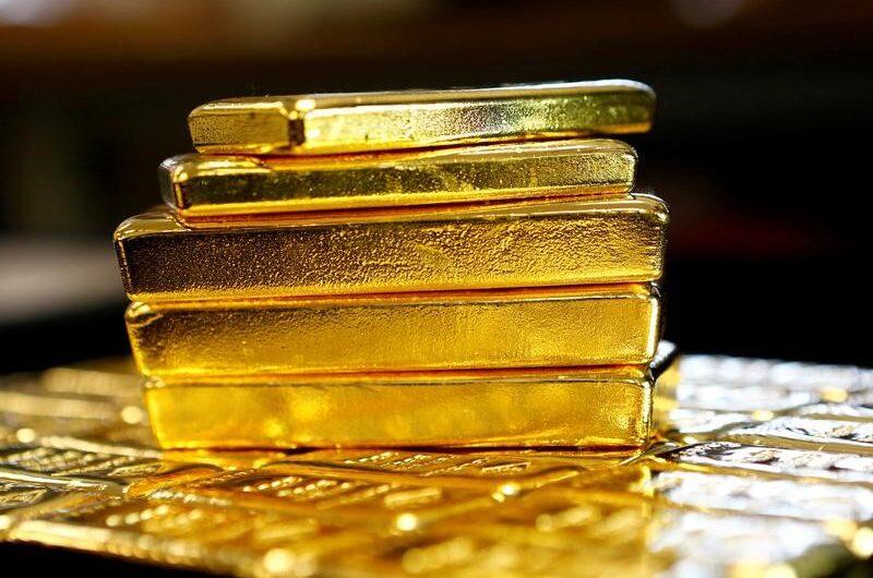 Gold über US-Stimulus-Unsicherheit