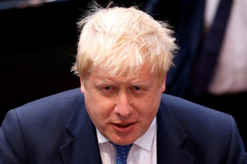 """Pfund sinkt, als Johnson vor """"starker Möglichkeit"""" eines No-Deal-Brexit warnt"""