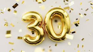 Einzigartige Ideen zum 30 Geburtstag, damit Sie mit der besten Party aller Zeiten feiern können